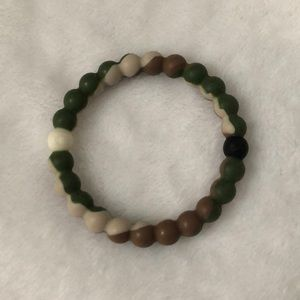 Camo lokai bracelet